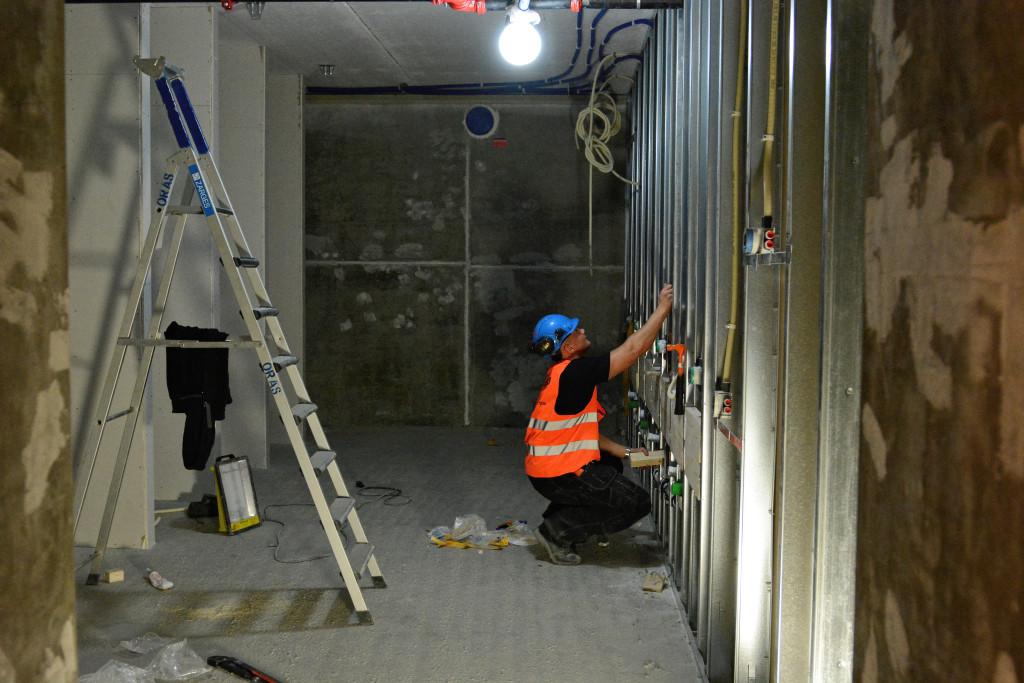 El-installasjon - illustrasjonsbilde. Foto: Leif Martin Kirknes, Nettverk